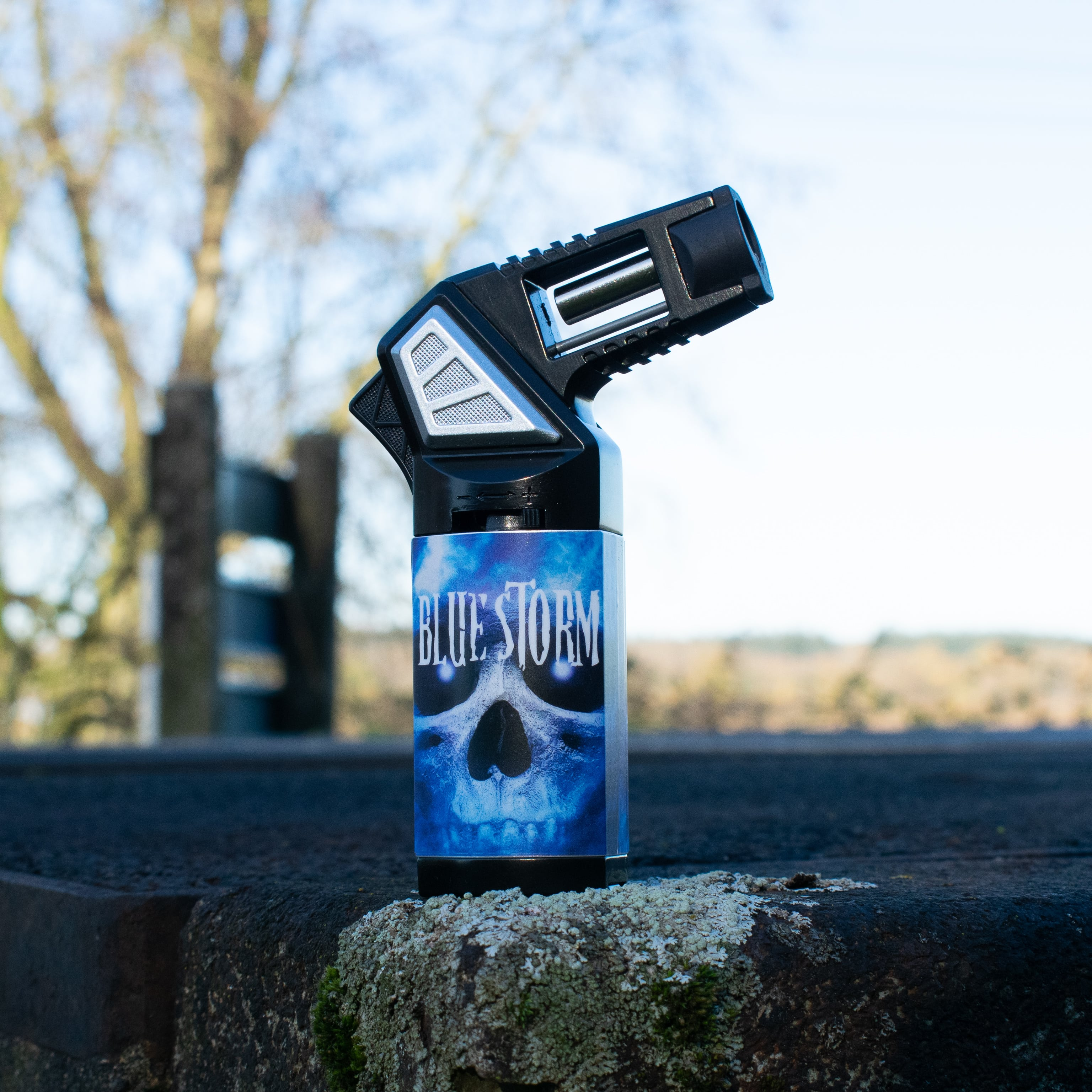 Blue Storm NEW - Metal Torch