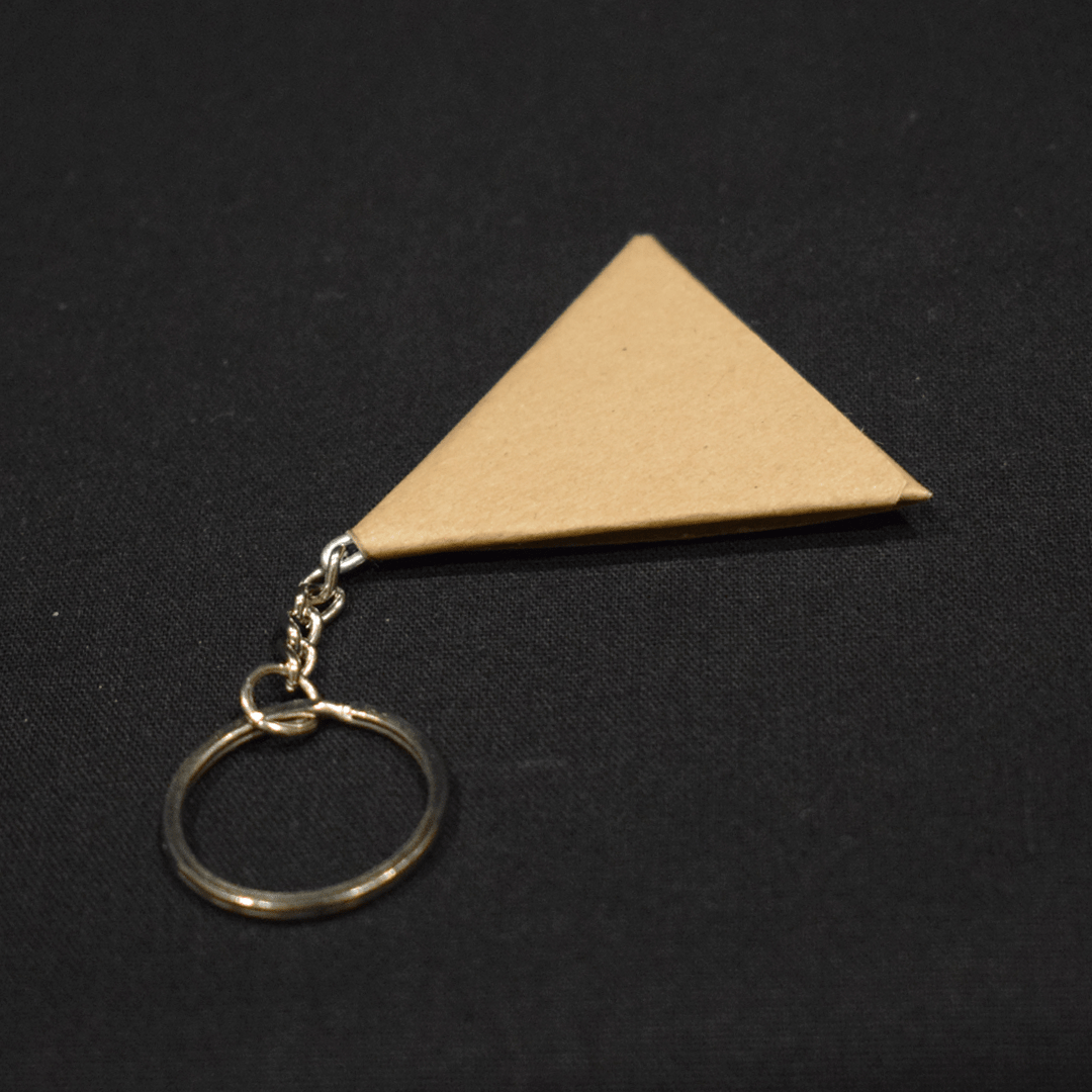 Brown Bermuda - Keyring