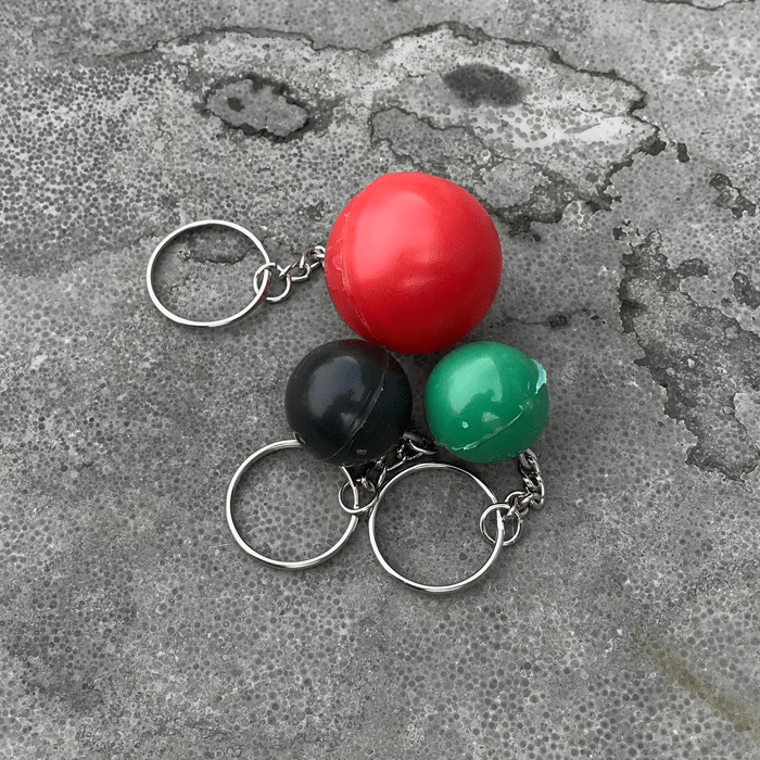 Cracklingball Mixed 3pcs - Keyring